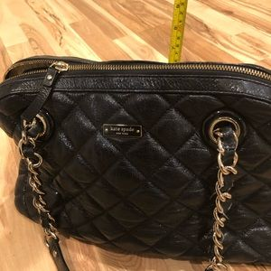 Kate Spade Gold Coast Quilted Leather Tote